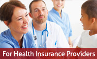 For Health Insurance Providers